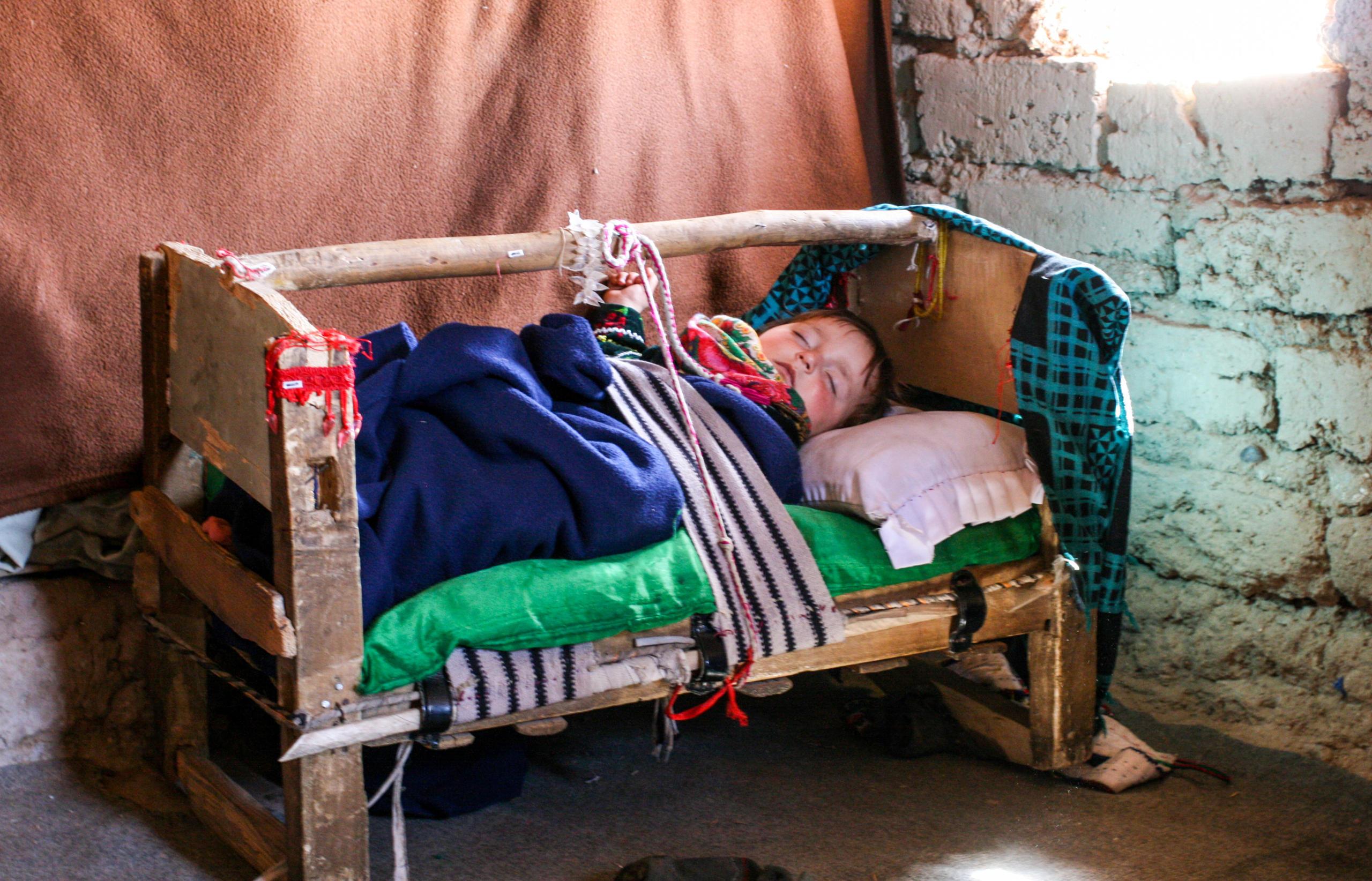 nyheter barn maa sove uten tak over hodet