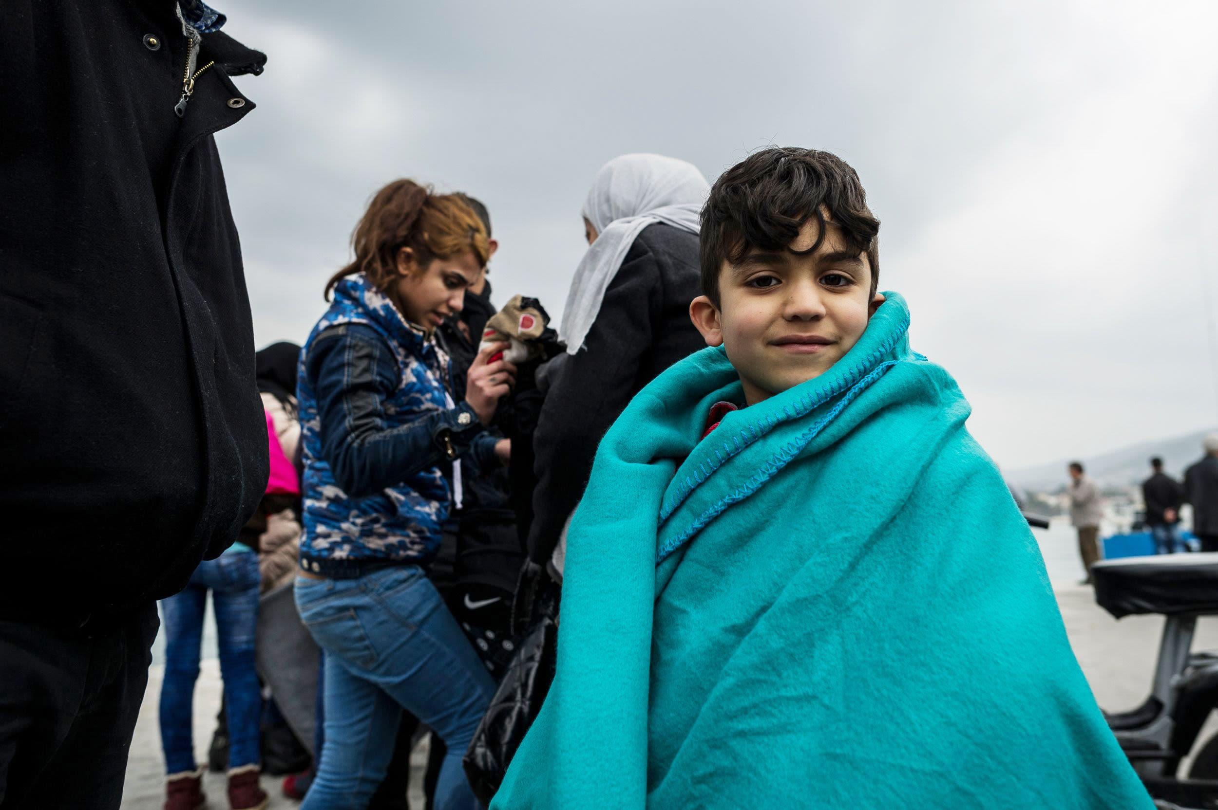 5f9c16542 Skjebnetime for europeisk flyktningpolitikk